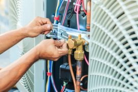 AIRCON TROUBLESHOOTING